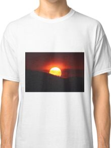 Smokey Sunset Classic T-Shirt