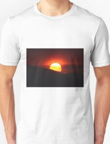 Smokey Sunset Unisex T-Shirt