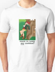 Want to Taste My cookies? T-Shirt