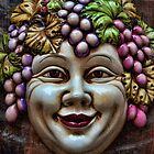 Bacchus God of Wine by InterfaceImages