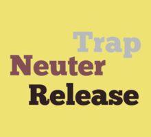 Trap Neuter Release 2 Kids Clothes
