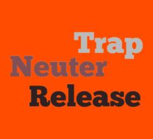 Trap Neuter Release 2 Kids Clothes