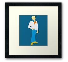 Fred Jones Framed Print