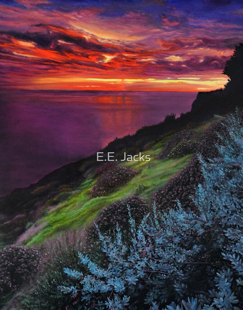 Big Sur Coast: As Loud As My Heart by E.E. Jacks