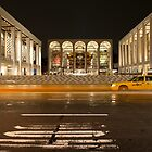 by Night : Lincoln Center by Niek Broens