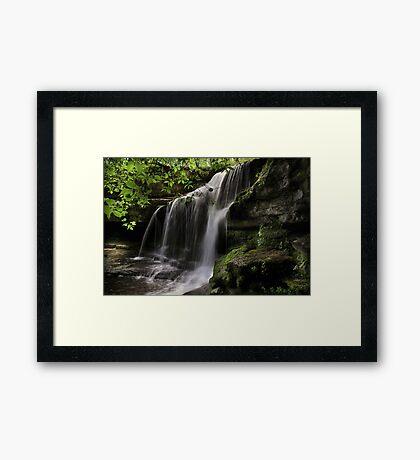 West Burton Framed Print