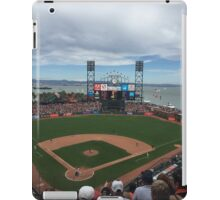 AT&T Park iPad Case/Skin