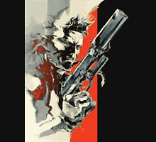 Metal Gear Solid 2: Sons of Liberty - Yoji Shinkawa Artbook (Scan) T-Shirt
