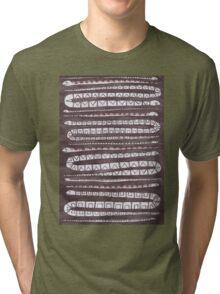 Snakes vector Tri-blend T-Shirt