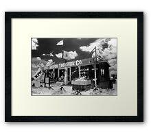 Gaspar's shop Framed Print
