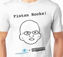 ABSOLUTION 2011 - FINTAN ROCKS Unisex T-Shirt