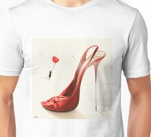 Stiletto Unisex T-Shirt