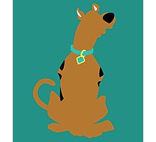 Scooby Doo Photographic Print