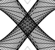 Lissajous XIII Sticker