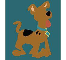 Pup Scooby Doo Photographic Print