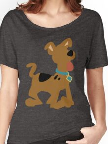 Pup Scooby Doo Women's Relaxed Fit T-Shirt