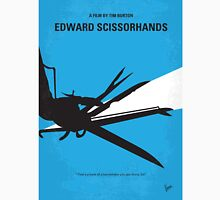 No260 My Scissorhands minimal movie poster Unisex T-Shirt
