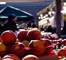 Street Peaches  by R Prentiss