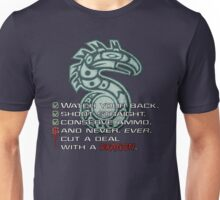 Never Deal with a Dragon v2 Unisex T-Shirt