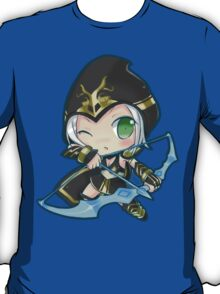 Cute Ashe - League of Legends T-Shirt