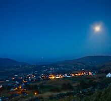 moonlight over cashel by conalmcginley