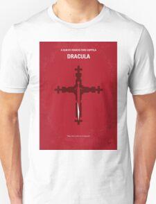 No263 My DRACULA minimal movie poster Unisex T-Shirt