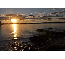 Orion Beach Photographic Print