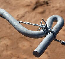 barbwire tensioner by Aus27
