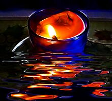The Burning Candle by starlite811