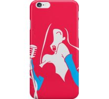 No271 My ROGER RABBIT minimal movie poster iPhone Case/Skin