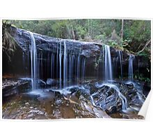 Somersby Falls..2-4-11.. Poster