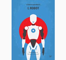 No275 My I ROBOT minimal movie poster Unisex T-Shirt
