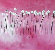 Pink Floristry by bkm11