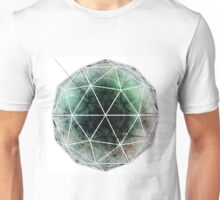 Flower Seed - Abstract CG Unisex T-Shirt