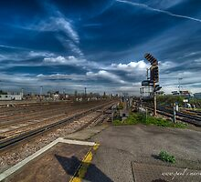 clapham station,london by paulsmarshall