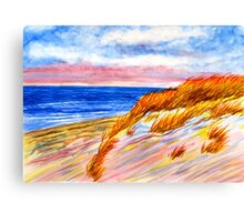 Dune at Dusk Canvas Print