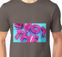 Enjoy the... - Graphics render Unisex T-Shirt
