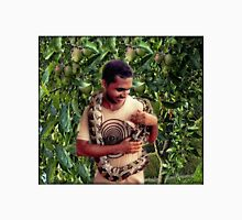 TEMPTATION-PYTHON-MAN- AND THE FORBIDDEN FRUIT..PILLOW-JOURNAL-TOTE BAG-ECT.. Unisex T-Shirt