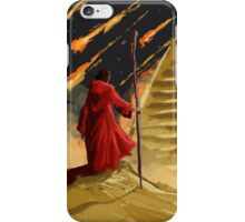 Moses in Egypt iPhone Case/Skin