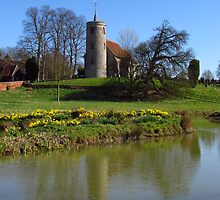Church By The Lake, Aldham by wiggyofipswich