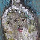 Face, Bernard Lacoque-91 by ArtLacoque
