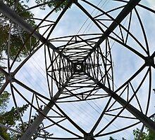 Electric Geometric #2 by Noam Gordon