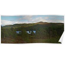 Loch Beinn a' Mheadhoin Poster