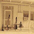 Traditional Australian Family by ImageorArt