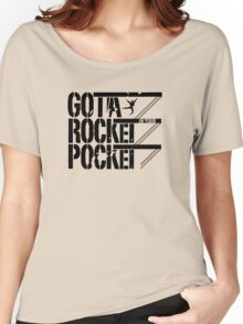West Side Story - Gotta Rocket in Your Pocket Women's Relaxed Fit T-Shirt