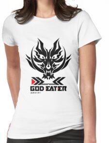 God Eater logo Womens Fitted T-Shirt