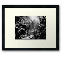 Tofino - Canada  Framed Print