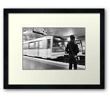 Mathilde Framed Print