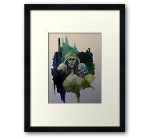 Boudica Framed Print