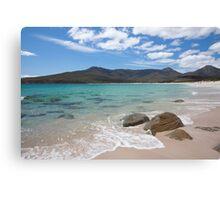 Wineglass Bay Canvas Print